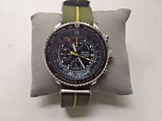 "Seiko Flightmaster ""Flighty"" SNA411P1 Watch Pilot CHRONO 200M | eBay"
