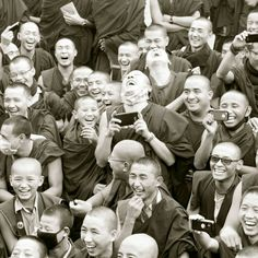 Experience the life of a Monk