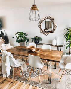 Getting Bored With Your Home? Use These Interior Planning Ideas – Lastest Home Design Dining Room Inspiration, Home Decor Inspiration, Decor Ideas, Decorating Ideas, Dinning Room Ideas, Dinning Room Wall Art, Interior Decorating, Boho Ideas, Decor Diy