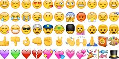 🍆What Do Your Frequently Used Emojis Say About You?🍆 -- womendotcom