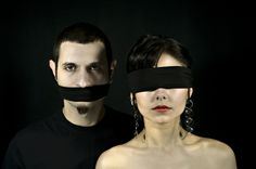 You be my eyes, I'll be your voice.  Neopol Promo Photo