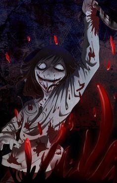 creepypasta, gothic, scary, jeff the killer, creepy face