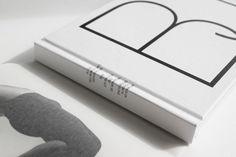 Ballets Jazz de Montréal / Book by Paprika, via Behance. Book Cover Design, Book Design, Jazz, Japanese Graphic Design, Modern Typography, Ballet, Layout, Creative Industries, Bookbinding