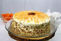 Retete Culinare - Carrot cake