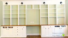 Built in for the dining room. I would put drawers all across, instead of the cubby holes, and put drawers on the other side, so it's matching the left side. And add a shelve all across the bottom on both sides.