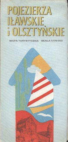 Pojezierza Iławskie i Olsztyńskie 1:175 000, PPWK, 1986, http://www.antykwariat.nepo.pl/pojezierza-ilawskie-i-olsztynskie-1175-000-p-13339.html