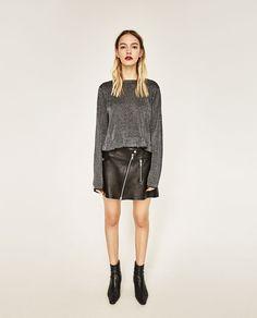 Immagine 1 di TOP VOLANT di Zara