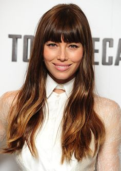 jessica biel hair 2013 - Google Search
