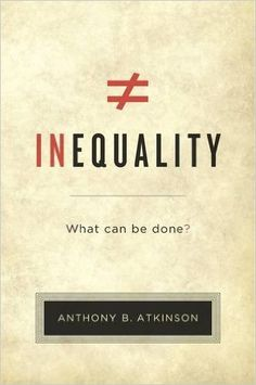Inequality: What Can Be Done: Amazon.es: Anthony B. Atkinson: Libros en idiomas extranjeros