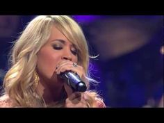 """Carrie Underwood - """"I Told You So"""" at the Grand Ole Opry"""