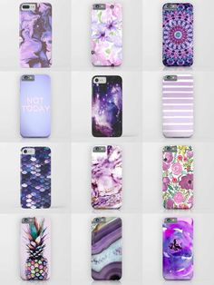 Society6 Purple Phone Cases - Society6 is home to hundreds of thousands of artists from around the globe, uploading and selling their original works as 30+ premium consumer goods from Art Prints to Throw Blankets. They create, we produce and fulfill, and every purchase pays an artist.