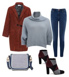 """""""Untitled #15"""" by ramepi ❤ liked on Polyvore featuring Bohème, Brunello Cucinelli, Warehouse, Roberto Festa and River Island"""