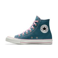 Converse Custom Chuck Taylor All Star High Top Shoe Galaxy Converse, Converse Shoes, Grunge Style, Soft Grunge, Top Shoes, Me Too Shoes, Doc Martins, Converse Chuck Taylor, Top Casual