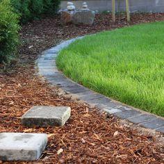 Landscape Curbing, Garden Design, Garden Ideas, Sidewalk, Gardening, Squirrels, Lawn And Garden, Side Walkway, Walkway