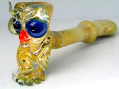 Owl Pipe whooo wants a hit?