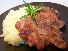Sörben sült hús