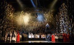 世界最高峰の英国ロイヤルオペラハウスのバレエやオペラを映画館で