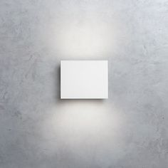 Buy Flos Tight Uplighter/Downlighter Wall Light, White Online at johnlewis.com