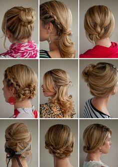 hairstyle, beautiful hair