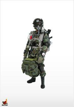 HALO Green Beret