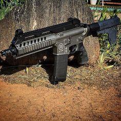 #Repost @irie1904  #ARpistol #556 #MolonLabe #2a #HK36 #pewpewpew #sickguns #gunsdaily #gunporn #gunream #guns #ar15 #DTOM #gunchannels  love this lil guy by hashtagtical