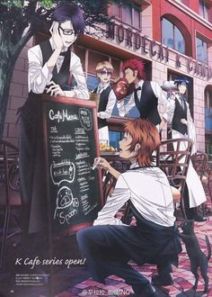 Image result for k project official art