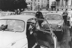 Henri Cartier-Bresson Rome. Italy (1959) #TuscanyAgriturismoGiratola