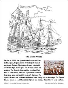 how did the english win the spanish armada