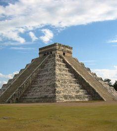 Les ruines mayas de Chichen Itza au Mexique, l'une des 7 merveilles du monde moderne