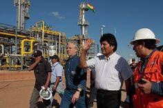 Il petrolio nazionalizzato fa bene alla Bolivia (2016)