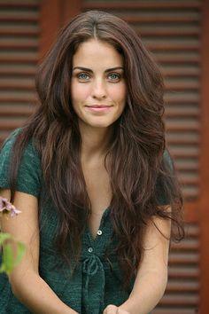 Turkish Actress - Asli Tandogan