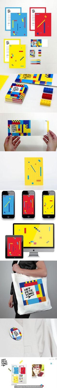 Hey Pete Tong Branding | Fivestar Branding – Design and Branding Agency & Inspiration Gallery