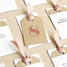 Small escort card tags envelopes - diy wedding printable templates by jewel Wedding Seating Cards, Card Table Wedding, Wedding Place Cards, Wedding Table Numbers, Diy Wedding, Nautical Wedding, Wedding Escort Card Ideas, Trendy Wedding, Wedding Ideas