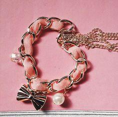 Pink Kawaii Bracelet