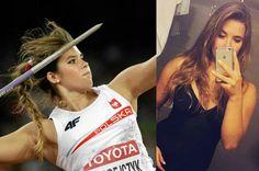 Zdjęcie numer 1 w galerii - Rio 2016. Maria Andrejczyk pobiła rekord w rzucie oszczepem. Najpiękniejsza polska olimpijka? Jej Instagram to potwierdza