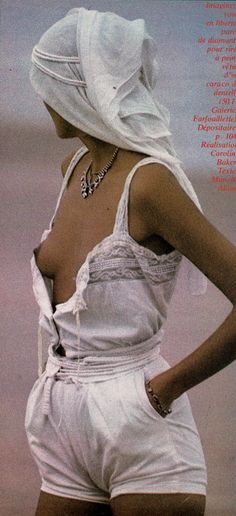 ELLE France - May 16 1977, Photographed by Oliviero Toscani
