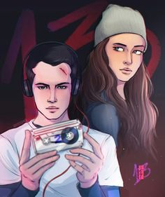 13 reasons why, clay, and hannah image