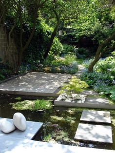 Architecte paysagiste en Belgique | LEsquisse du Jardin / repinned on toby designs #garden #design