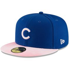 new products 97c4f 72278 Chicago Cubs New Era 2019 Mother s Day On-Field 59FIFTY Fitted Hat - Royal