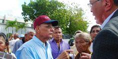 Eliseo Fermín: Gobierno dice ser humanista, pero no respeta los derechos de los jubilados