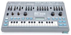 Acid hardware - Roland MC-202 Image