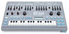 Acid hardware - Roland MC-202 Image