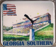 Georgia Southern University Mouse Pad