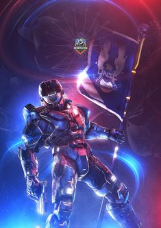 Capture the Flag Halo 5, Halo Game, Gundam, Cyberpunk, Halo Armor, Halo Spartan, Transformers, Halo Master Chief, Halo Series