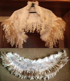 Укрощение диких шарфов - Ярмарка Мастеров - ручная работа, handmade