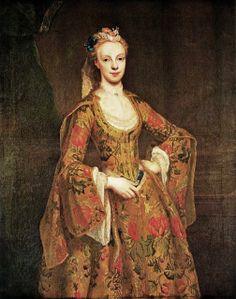 It's About Time: Fashion! - Jean-Etienne Liotard 1702-1789 paints Turquerie