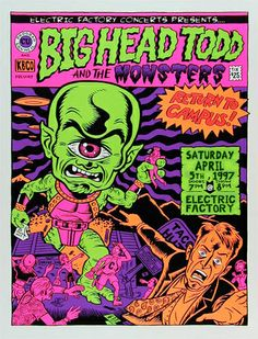 Big Head Todd & The Monsters - Electric Factory 1997