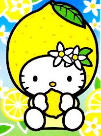 Hello Kitty / Shimanami Lemon / JAPAN
