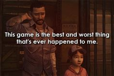 The Walking Dead Game Confessions