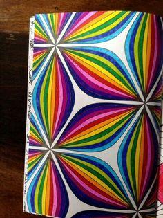 Kleurboek voor volwassenen.